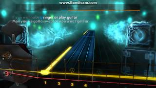 Rocksmith Custom: ARGENT God Gave Rock and Roll to You (Bass)
