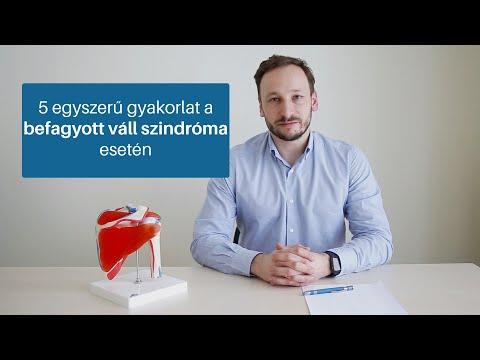 A térd artrózisának sikeres kezelése