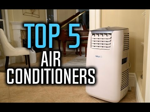 Best Portable Air Conditioners in 2017