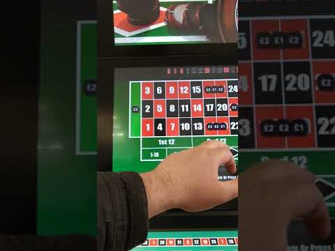20p roulette....£50 spins