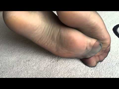 Reinforced toes and nylon soles