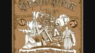 "Video thumbnail of ""Aesop Rock - Holy Smokes"""