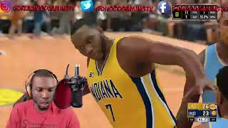 NBA 2k18 FOR PS2 EARLY FROM GAMESTOP! HOW! PRANK CALL NBA 2k17 Gameplay