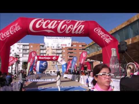 Vídeo de totes las arribades curses 5 i 10km