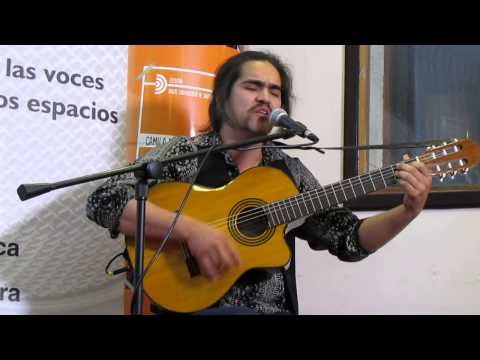 Demian Rodriguez Cover Victor Jara