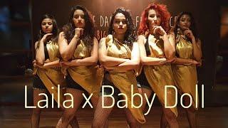 Laila x Baby Doll - Sunny Leone | The BOM squad | Svetana