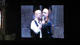 Art Garfunkel & son James (Arthur Jr.) in Israel - Let It Be Me (Tel Aviv, June 10th 2015)