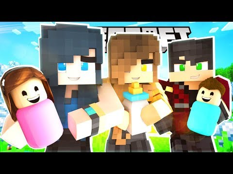 WE ADOPT OUR FIRST BABIES!! | Krewcraft Minecraft Survival | Episode 4 mp3