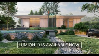 Lumion - Beautiful Architectural Renders Within Reach