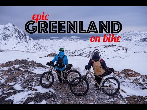 EPIC GREENLAND ON MOUNTAIN BIKE!