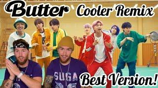 IDENTICAL TWINS REACT TO BTS 'Butter (Cooler Remix)' - BEST VERSION YET!