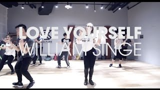 Love Yourself - William Singe / Lester Fisherman Urban Choreography