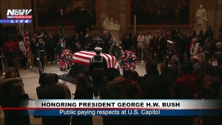 Gambar cover FNN: Full Coverage Honoring President George H.W. Bush in Washington D.C.