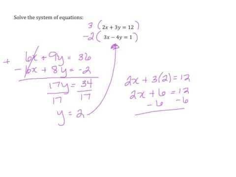 Finite Math - Lesson 2.1