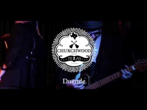 Churchwood - Duende (Live at The Hole in the Wall)