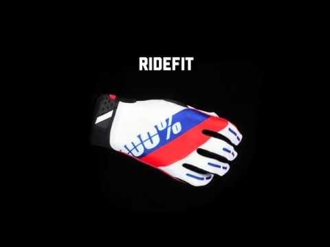 Ride 100 Percent: Ridefit Handschuhe | Maciag Offroad Produktvideos