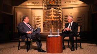 Rabbi Harold Kushner In Dialogue With Rabbi David Woznica