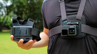 GoPro Chesty V2 vs Cheap Chest Mount | Which one is more stable ?