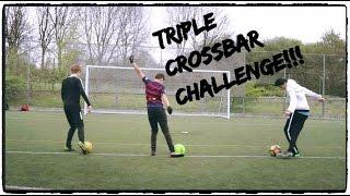EPIC TRIPLE CROSSBAR CHALLENGE!!!
