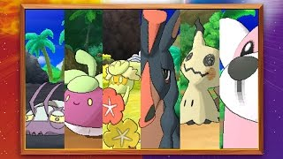 More Newly Discovered Pokémon Have Arrived for Pokémon Sun and Pokémon Moon!