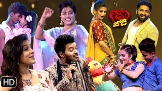 Dhee Jodi | 16th January 2019 | Full Episode | ETV Telugu