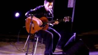 All you deliver - José González, Copenhagen 22/11/08