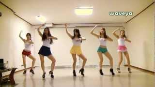 PSY싸이 GANGNAM STYLE 강남스타일 cover dance Waveya 웨이브야 Korean dance team