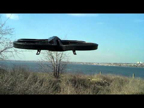 Летаем на Parrot AR. Drone 2.0 Classic