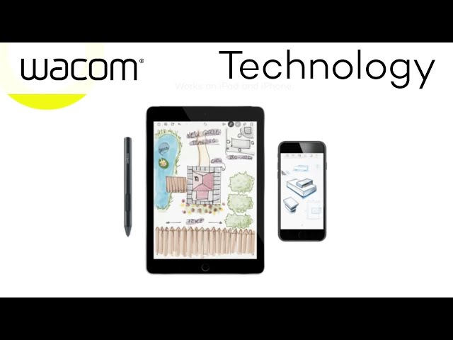Bamboo Sketch and Ink are Wacom's new styluses for iOS and Wind