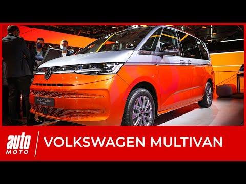 Volkswagen Multivan T7 : quels changements sur le nouveau van ?
