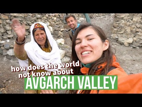 I Trekked to a Secret Valley in Hunza (Scary Adventure)