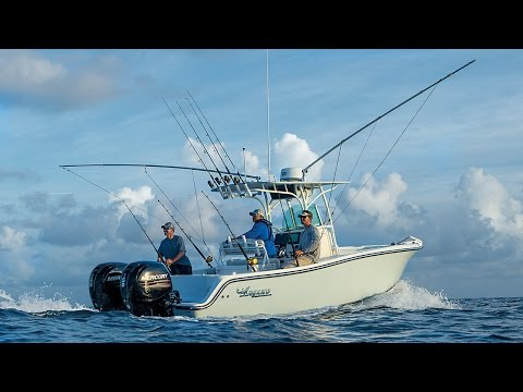 MAKO Boats: 2015 234 CC Offshore Fishing Boat Tour