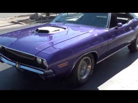 Video of '70 Challenger R/T - R26X