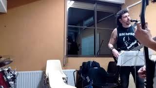 BLACK LUCIFERA - Angel Blake (Danzig Cover) Rehearsal [Poor Quality]