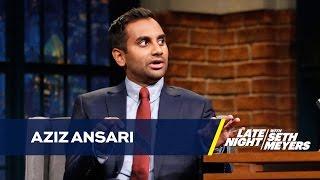 Aziz Ansari Shares His Brother's Top Islamophobic Encounters