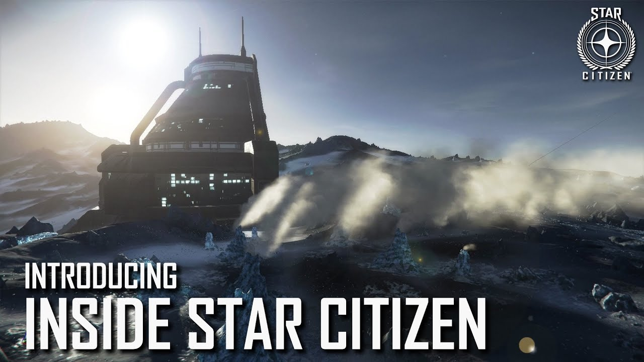 Inside Star Citizen is a New Weekly Series Exploring Development
