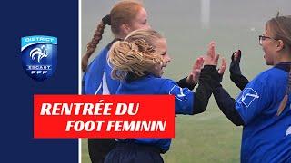 Rentrée du Foot Féminin