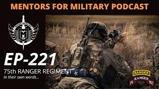EP-221 | US Army 75th Ranger Regiment - In Their Own Words