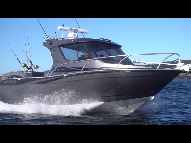 Boat Review - Extreme 795 Walkaround With John Eichelsheim