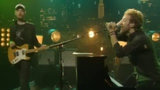 Clocks (En Vivo) - Coldplay (Video)