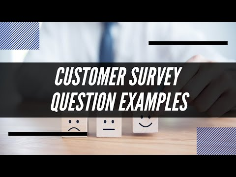 , title : 'Sample Customer Satisfaction Survey Questions You Need to Be Asking