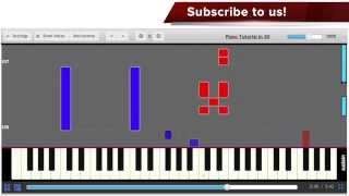 Franz Ferdinand - Love Illumination (Right Thoughts, Right Words, Right Action) - Piano Tutorial