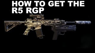 Ghost Recon Wildlands How To Get The R5 RGP Assault Rifle