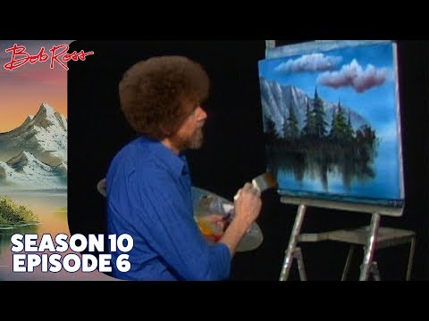 Bob Ross - Autumn Woods (Season 10 Episode 6)