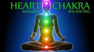 Activating Qi Flow of Heart Chakra Meditation (Fourth Chakra)