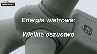 Energia wiatrowa: Wielkie oszustwo Napisy PL