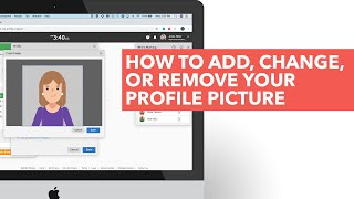 How to add, change, or remove your profile picture in QuickBooks Time