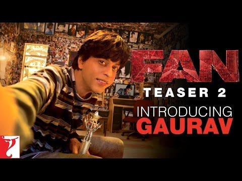 Fan - Teaser 2   Shah Rukh Khan
