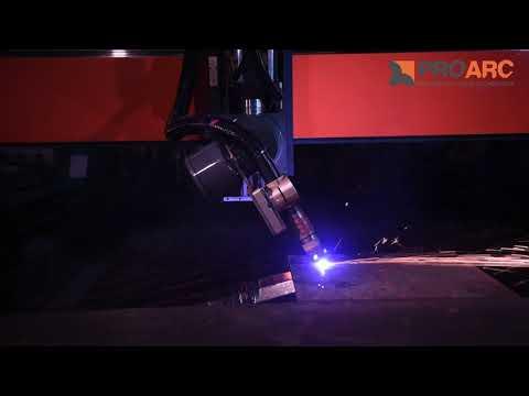 CNC Plasma 3D Bevel Cutting Machine