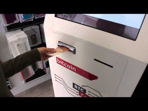 Bitcoin ATM BTC facil video